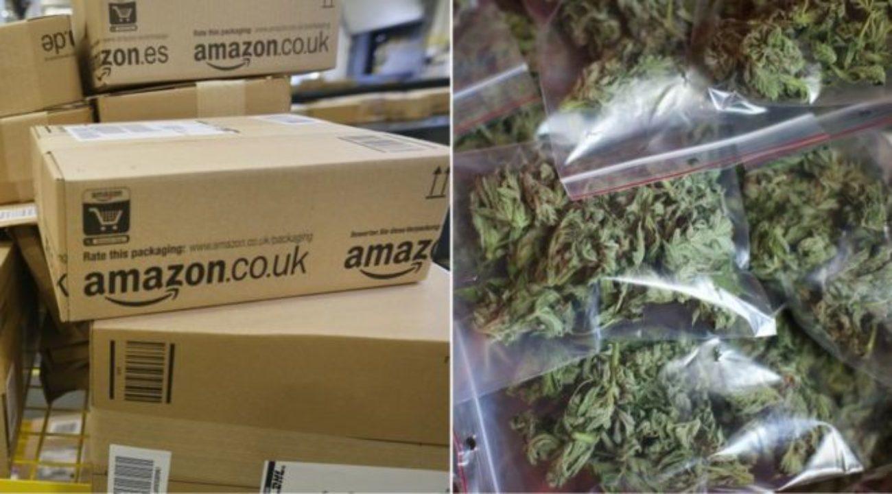 Ordinano su Amazon delle scatole e ricevono 30 chili di droga