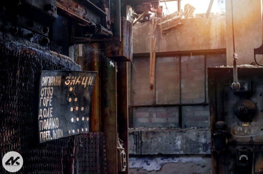 miniera, carbone, serbia