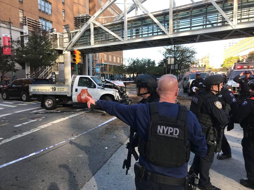 new york incidente manhattan