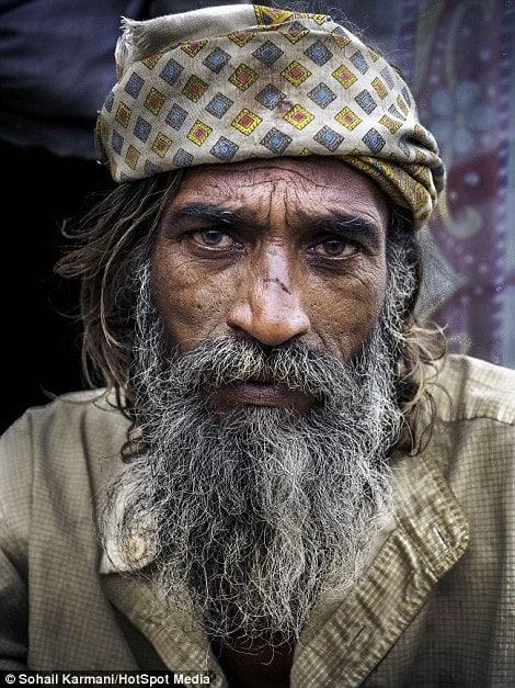pakistan, senzatetto