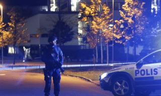 Un'esplosione è avvenuta di fronte una stazione di polizia in Svezia