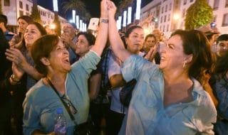 protesta donne marocco