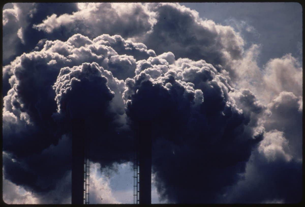 America inquinamento foto