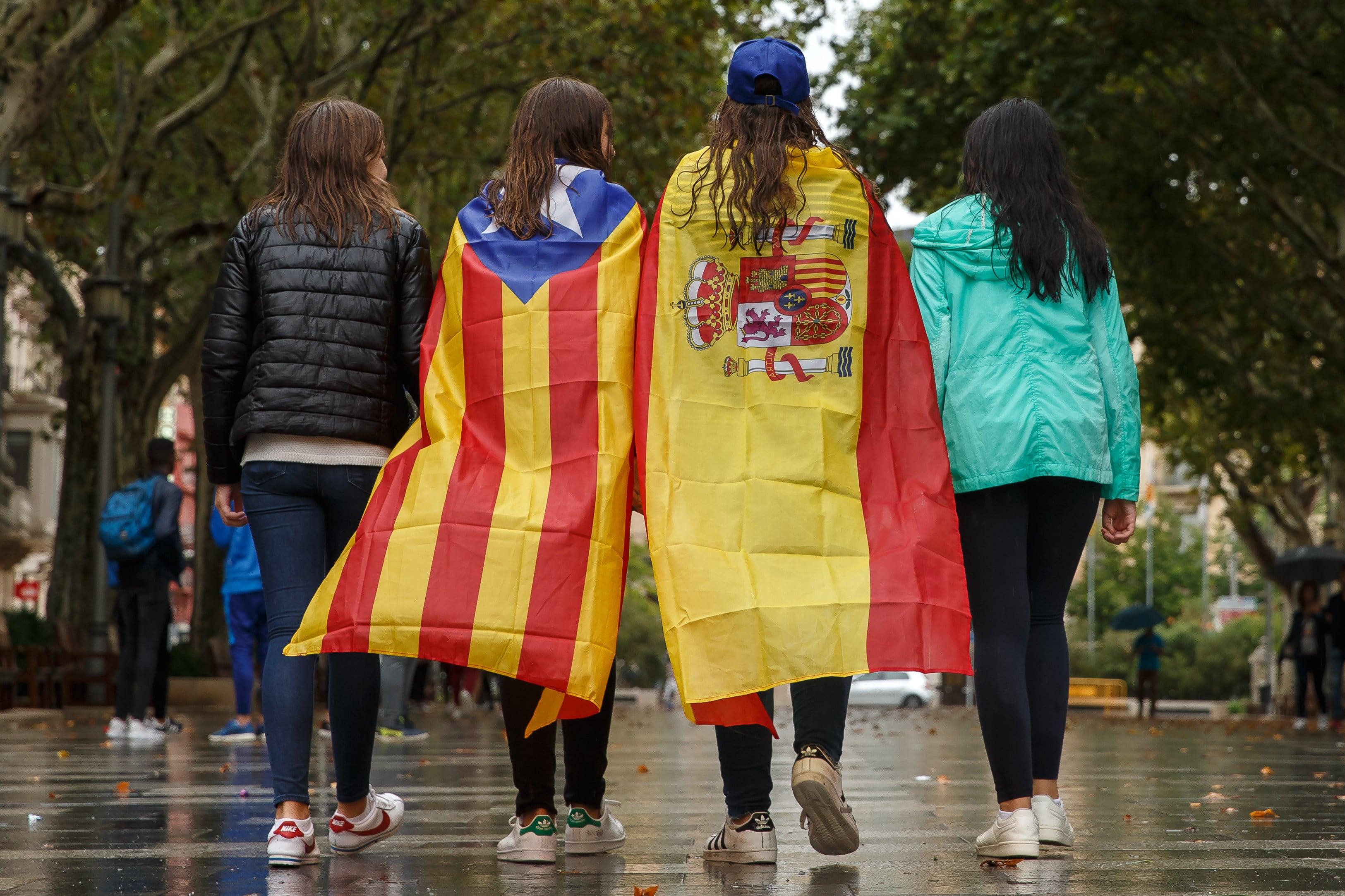 La situazione in Spagna. Il Mondiale è anche questo.   numerosette.eu