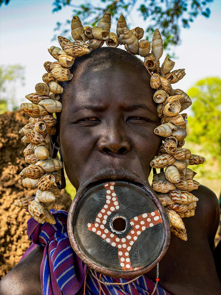 tribu, etiopia