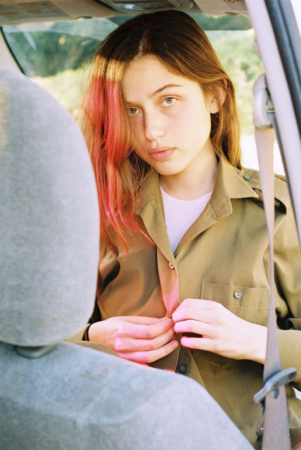 israeli-female-soldiers