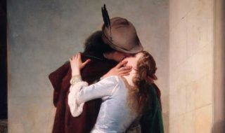 Hayez bacio