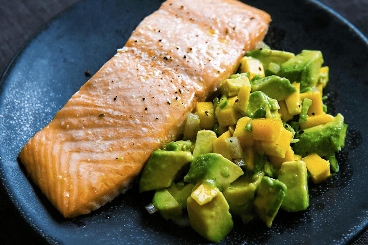 dieta del salmone per dimagrire