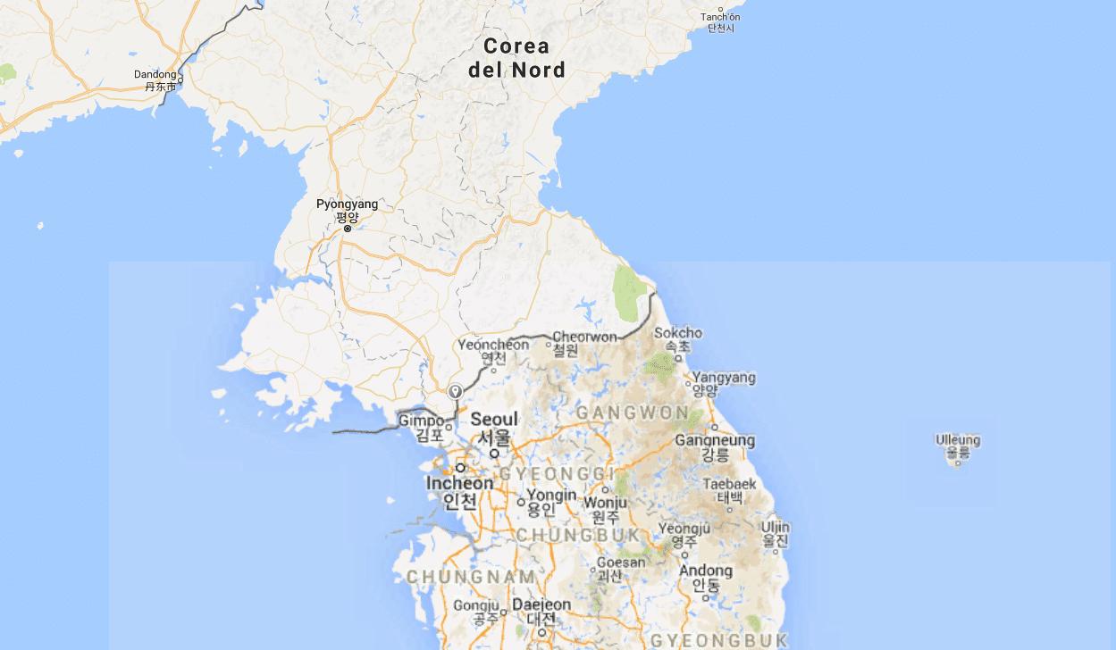 Nord Corea: grave il disertore fuggito al Sud ferito dai commilitoni