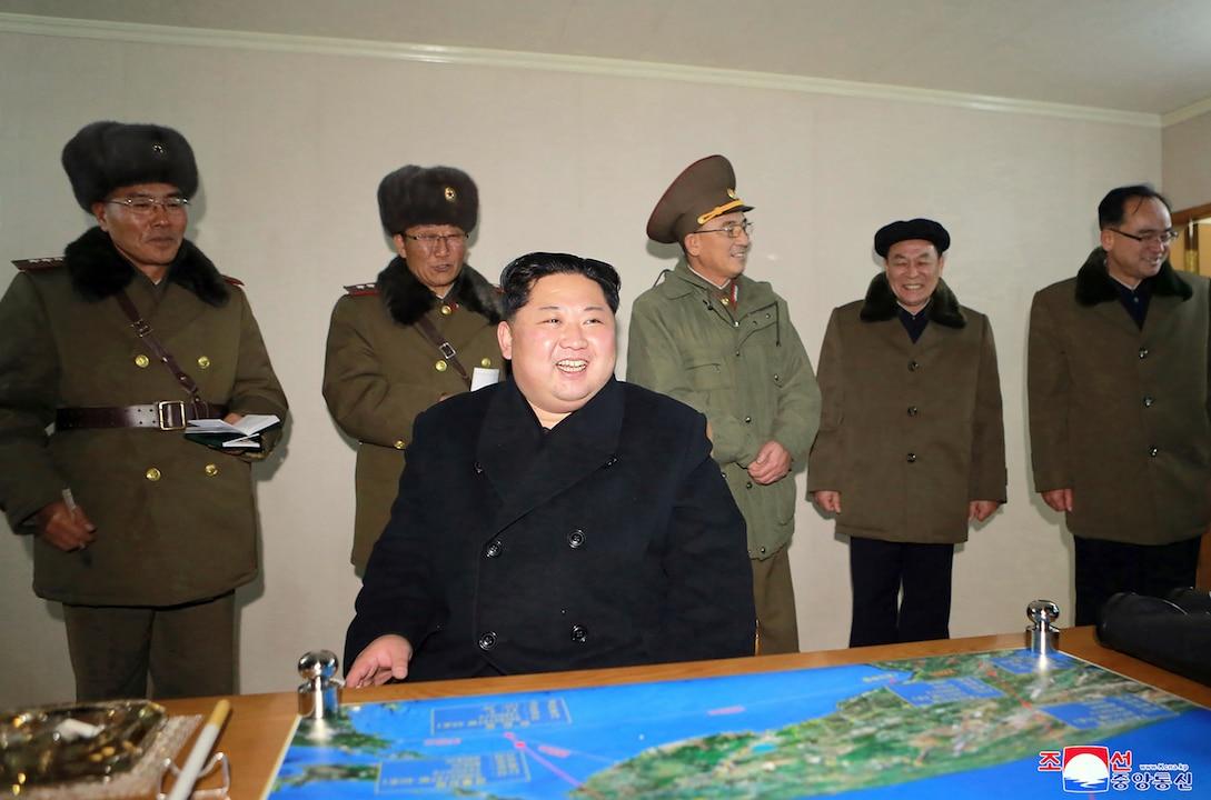 Nord Corea testa missile intercontinentale, dichiara che Usa sono sotto tiro