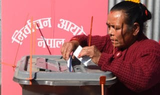 elezioni in Nepal