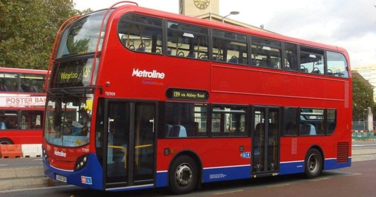 Gli storici autobus rossi di Londra viaggeranno alimentati dal caffè