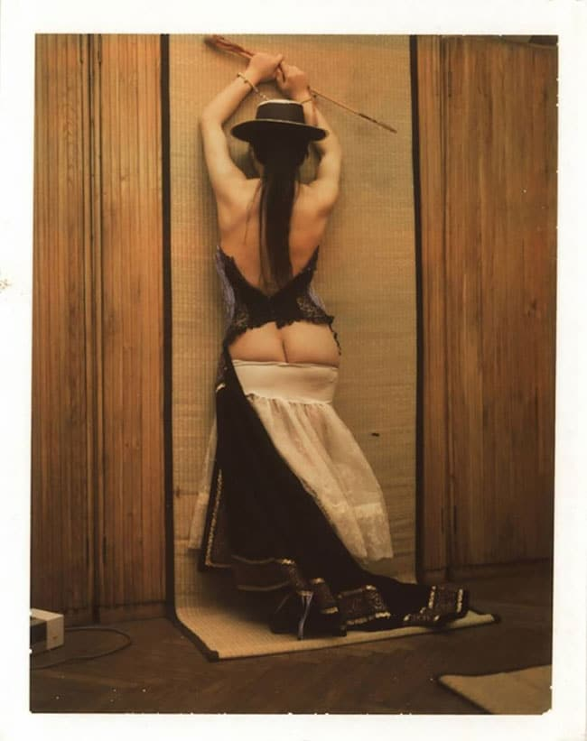 polaroid erotica