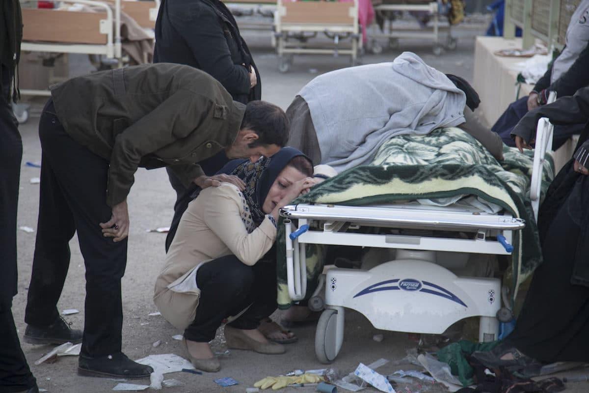 Santo Stefano con Terremoti in Grecia Messico e Iran-Irak
