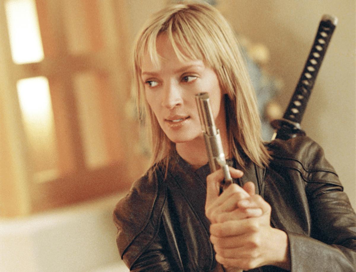 Uma Thurman invia un messaggio ad Harvey Weinstein in stile Kill Bill