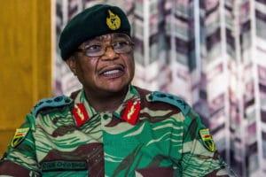 Il capo delle forze armate dello Zimbabwe Constantino Chiwenga