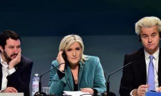 Salvini Le Pen Wilders