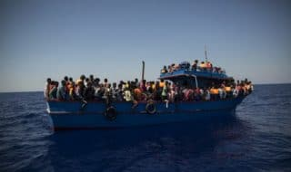 ITALY-LIBYA-EUROPE-MIGRANTS-NGO