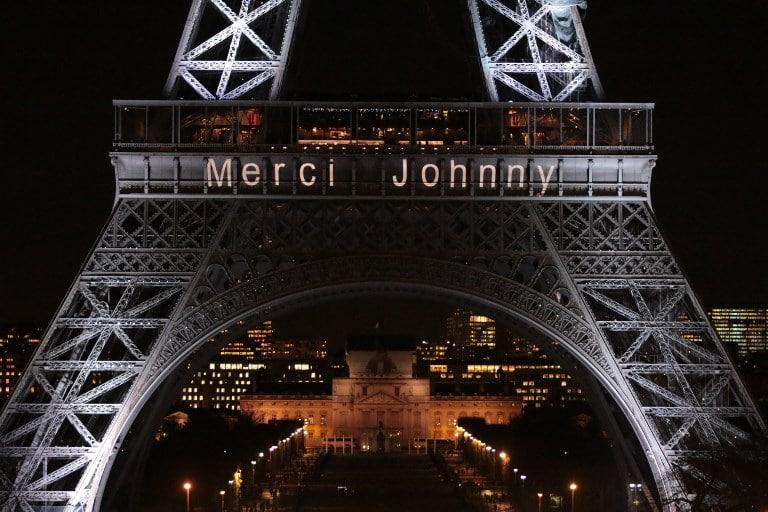 Eiffel Hallyday