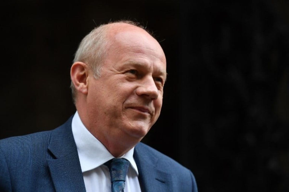 Uk, si dimette il vicepremier Damian Green