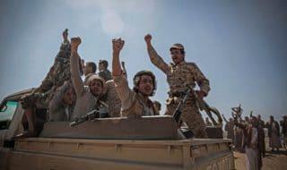 Houthi militia in Yemen