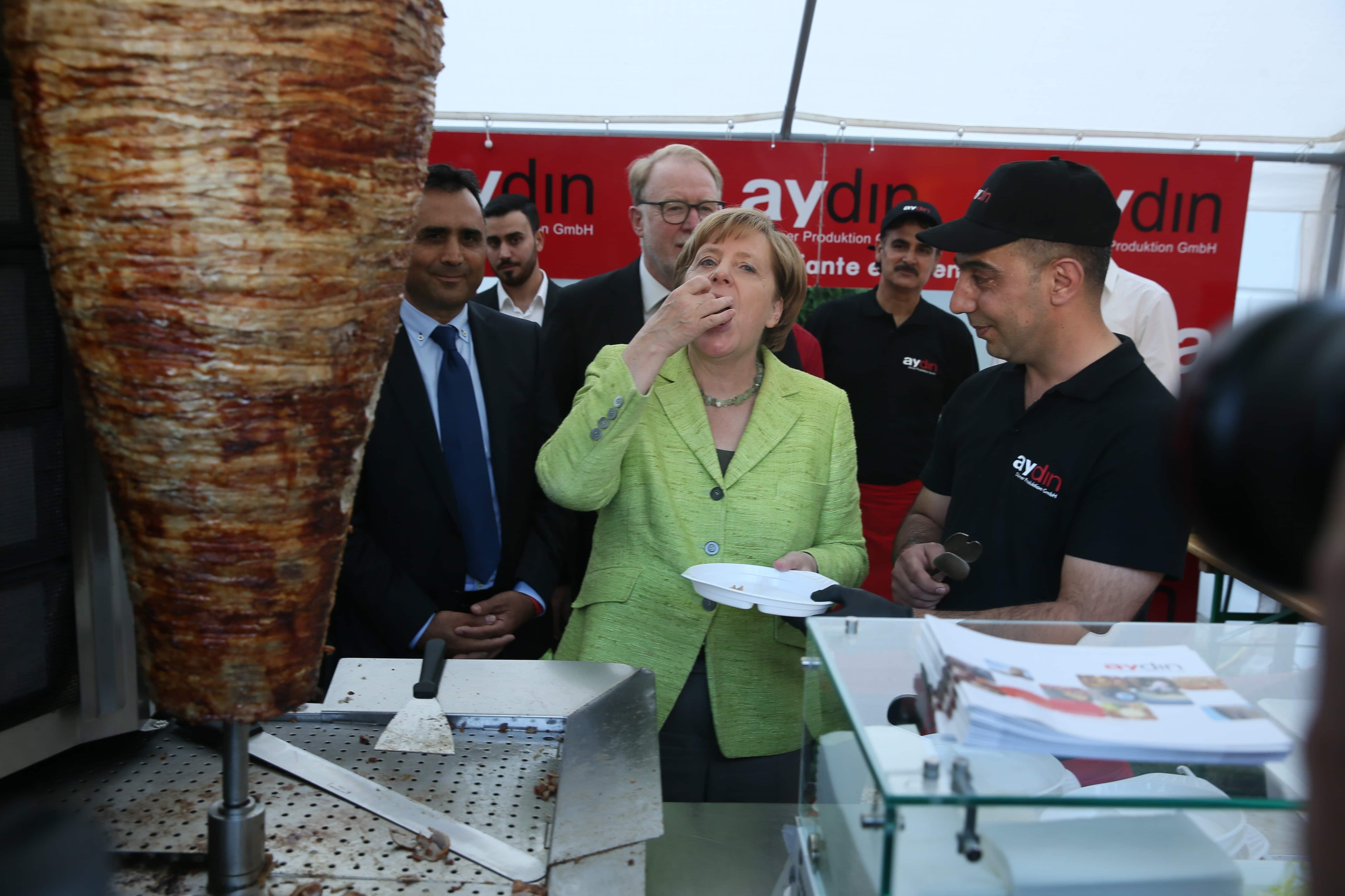 Merkel kebab