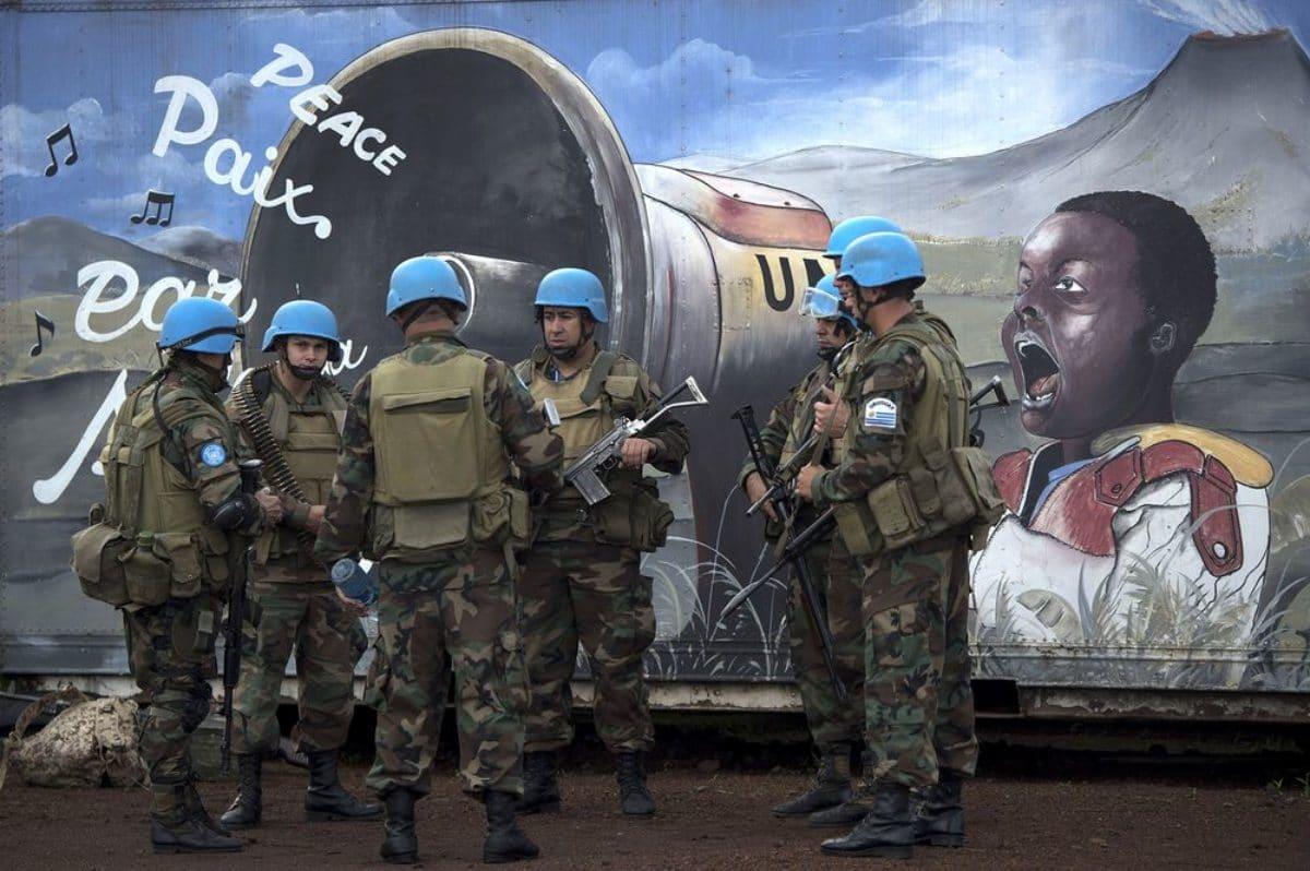 Congo: l'Onu condanna attacco contro caschi blu