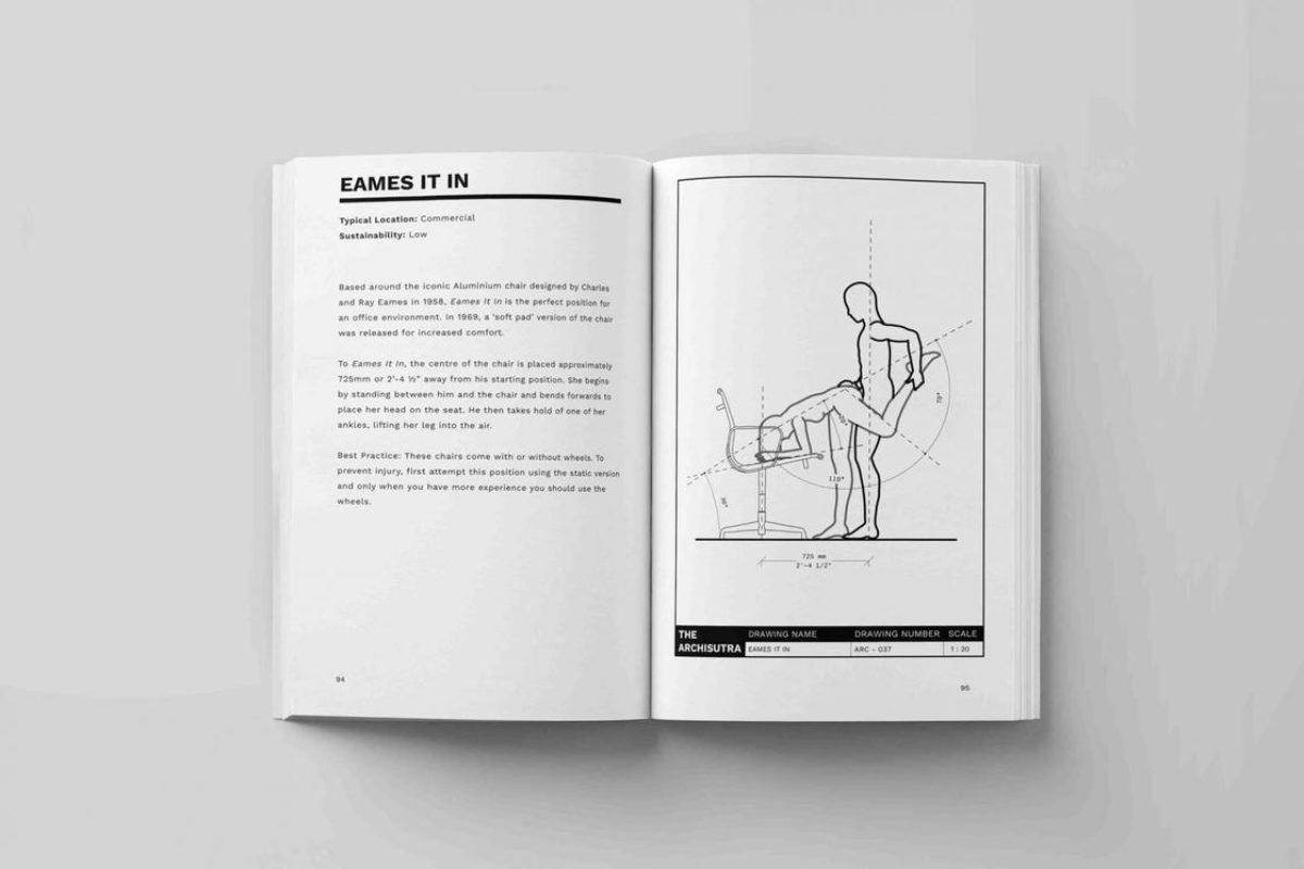 Architettura E Design il kamasutra spiegato ad architetti e designer