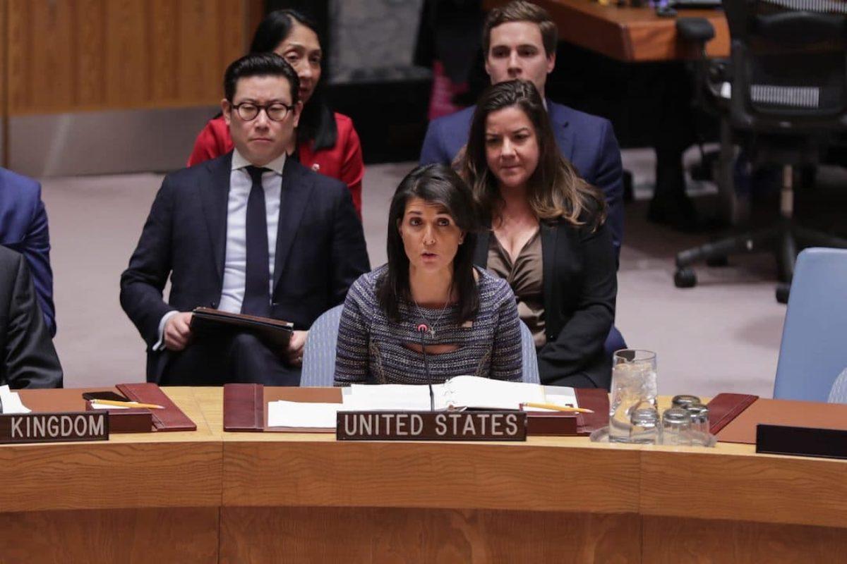 Trump mantiene la parola e comincia a tagliare i fondi all'Onu
