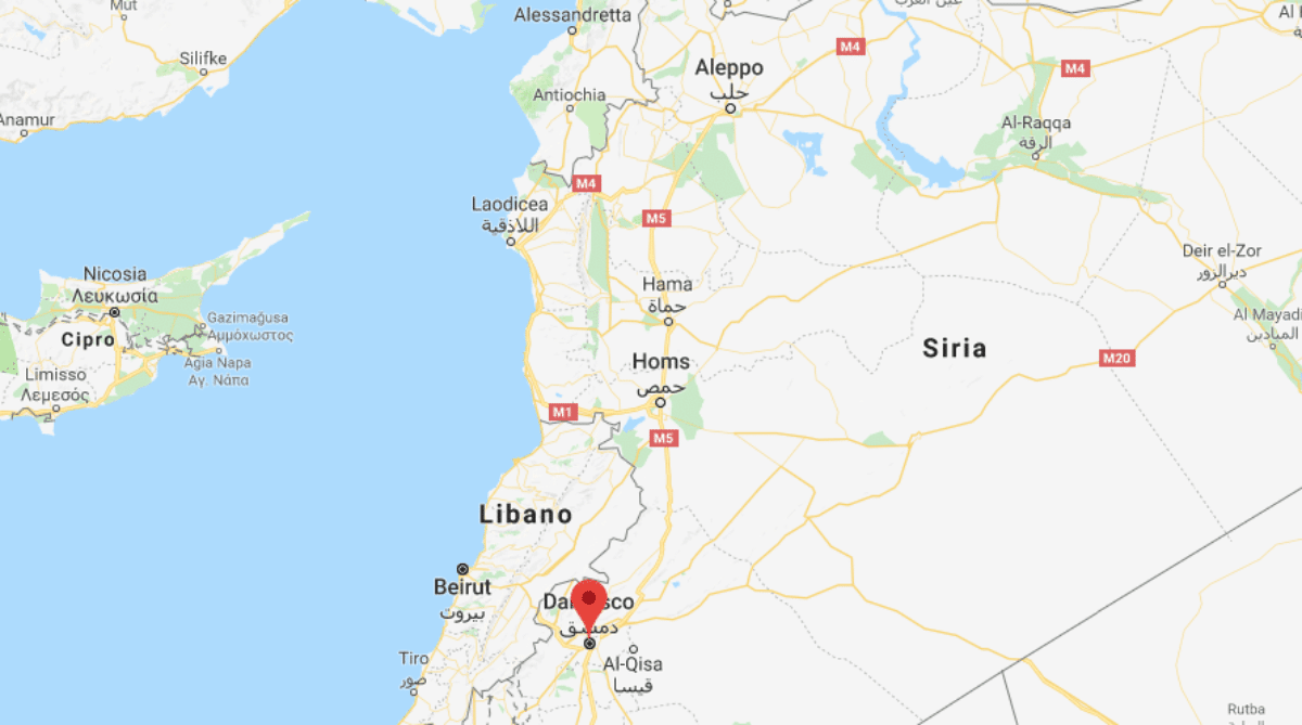 Siria, Israele bombarda base iraniana vicino a Damasco