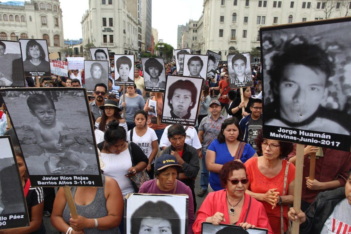 Perù: disordini dopo la
