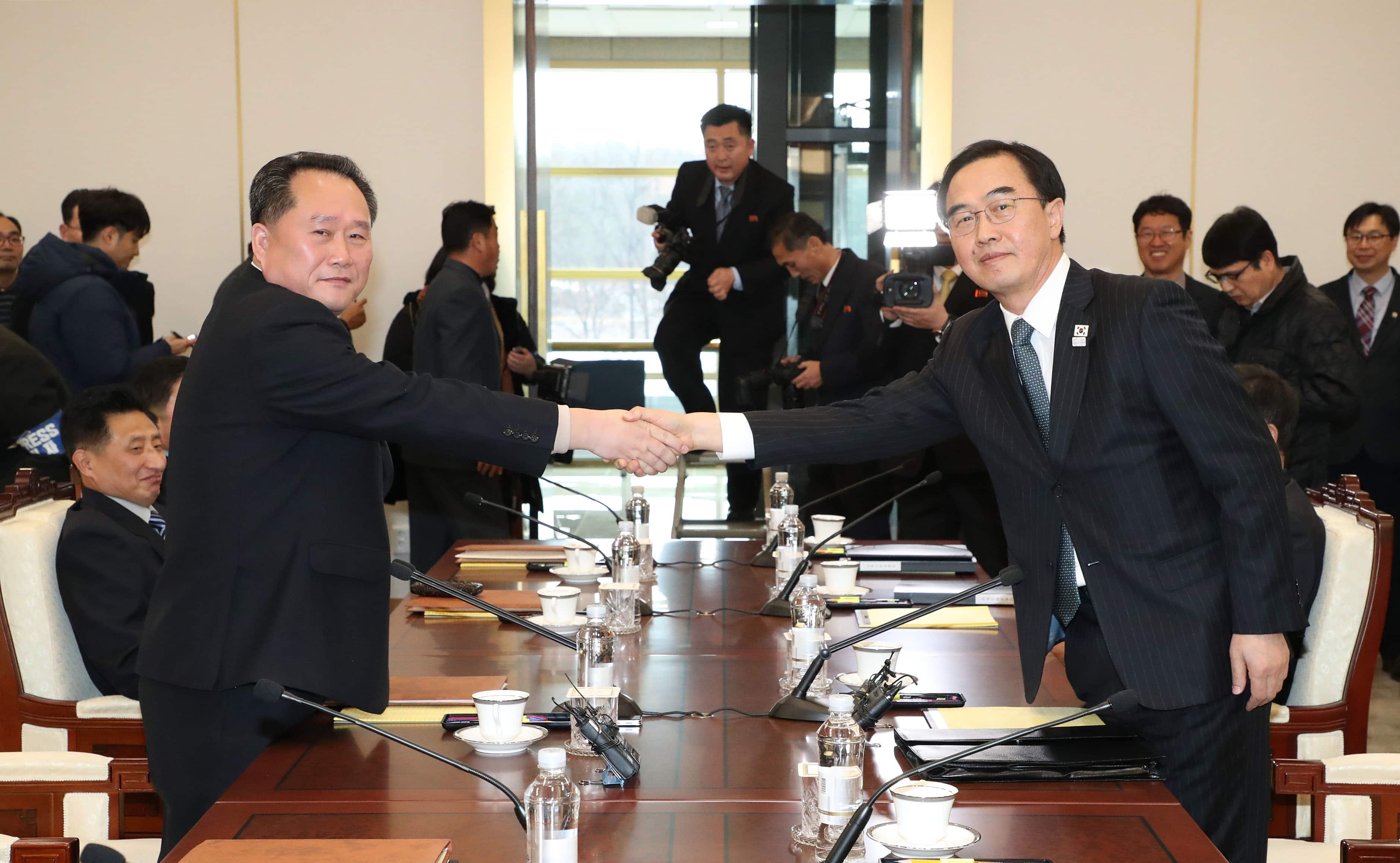 Pyeongchang: la Nord Corea parteciperà alle Olimpiadi invernali