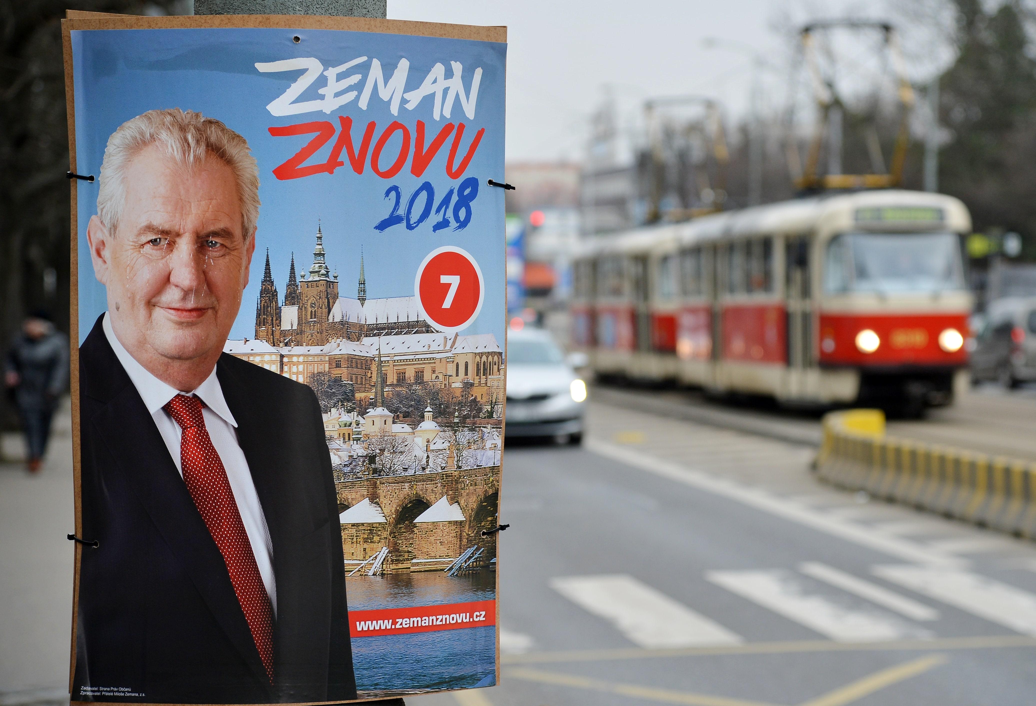 In Repubblica Ceca si andrà al ballottaggio