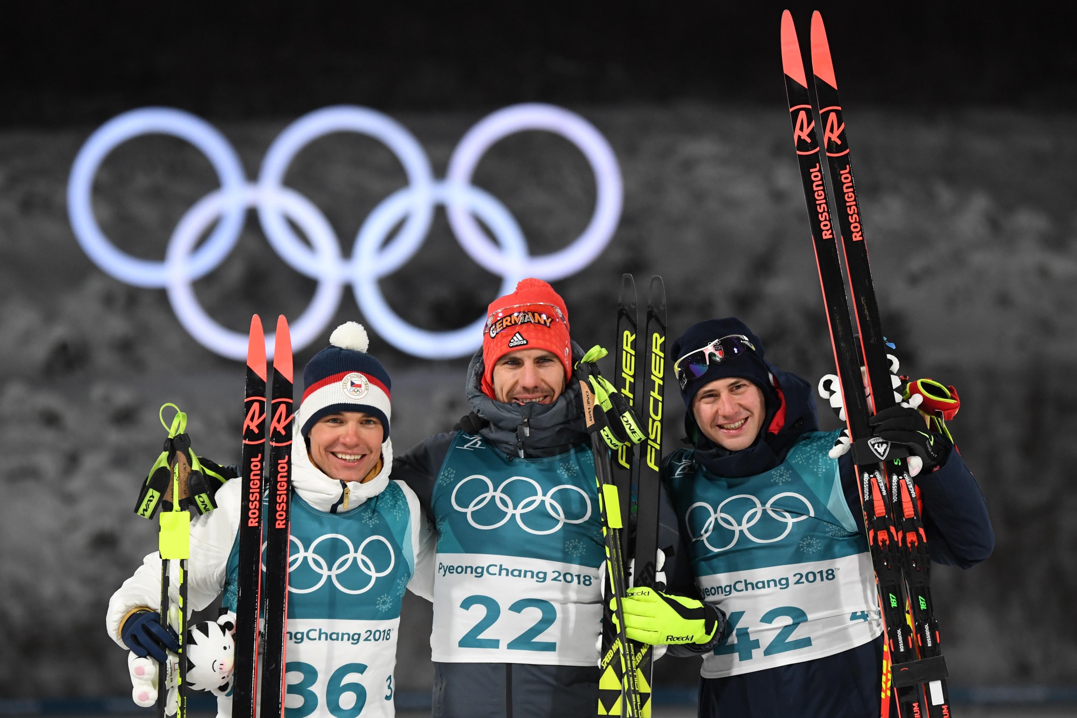 Olimpiadi PyeongChang Windisch bronzo biathlon