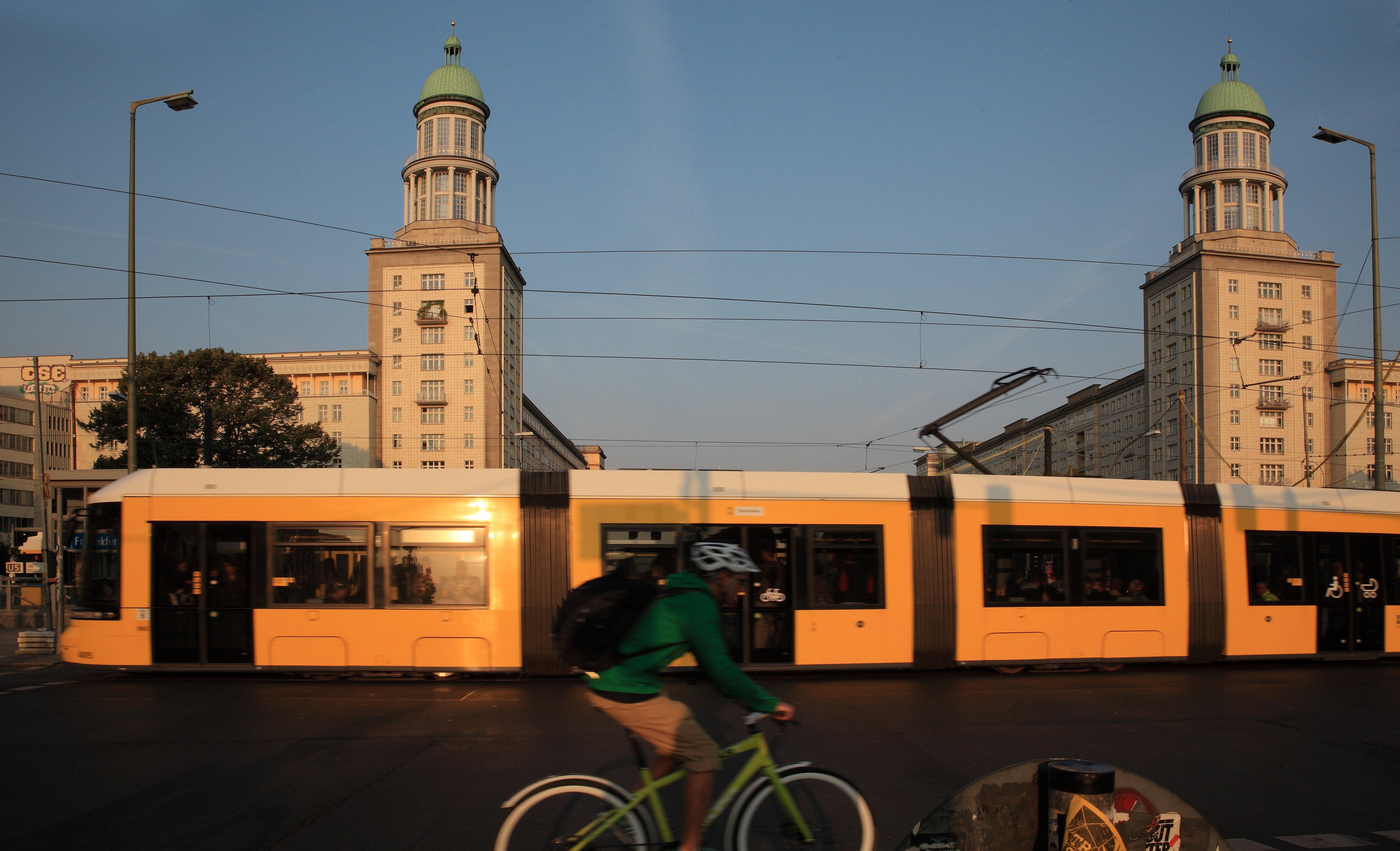 germania trasporto pubblico