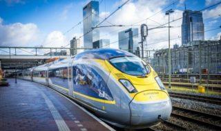 treno diretto londra amsterdam