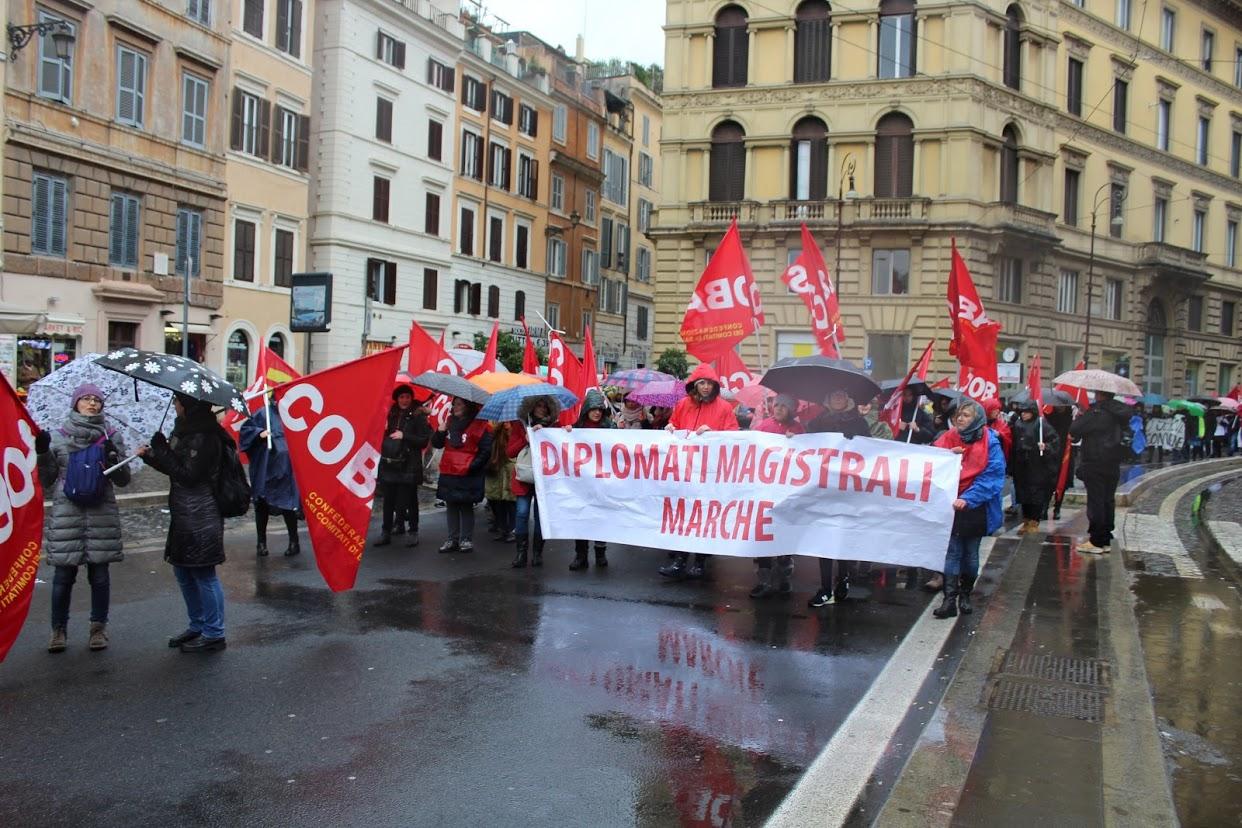 La manifestazioni antifasciste di Roma e Perugia durante il weekend del 24 e 25 febbraio 2018. Credit: Isabel Soloaga / Protests