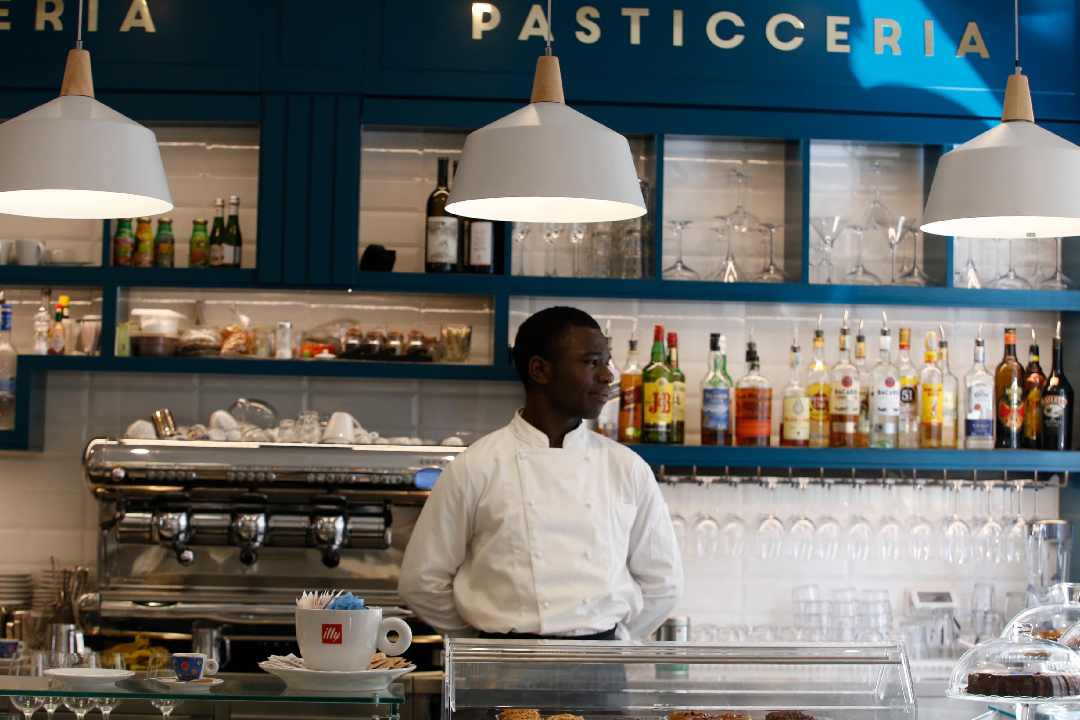 L 39 integrazione attraverso la cucina il ristorante - La cucina del cuore ...