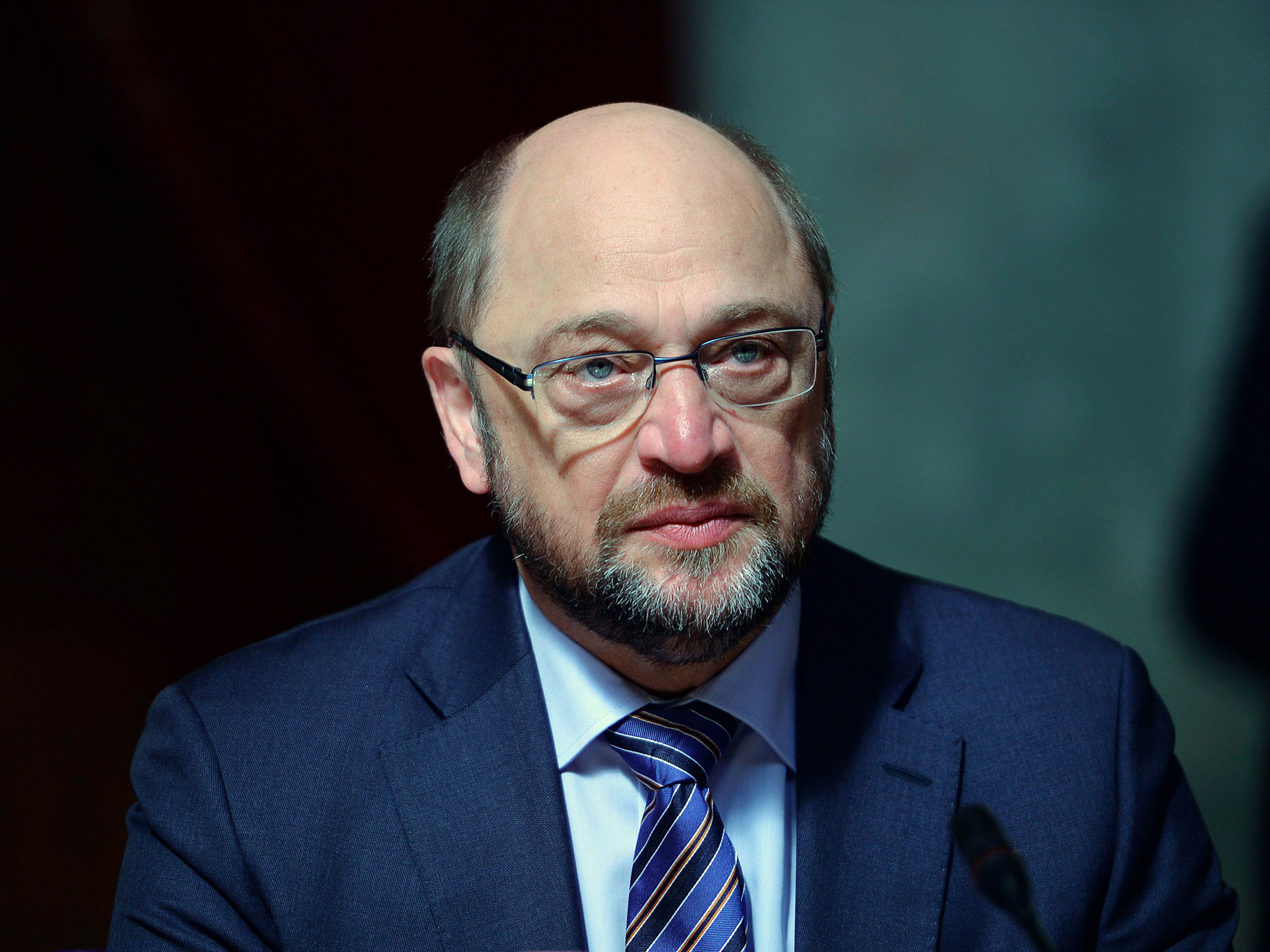 schulz dimesso leader spd germania