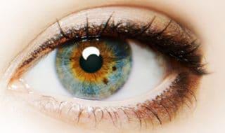 Occhio tremolio