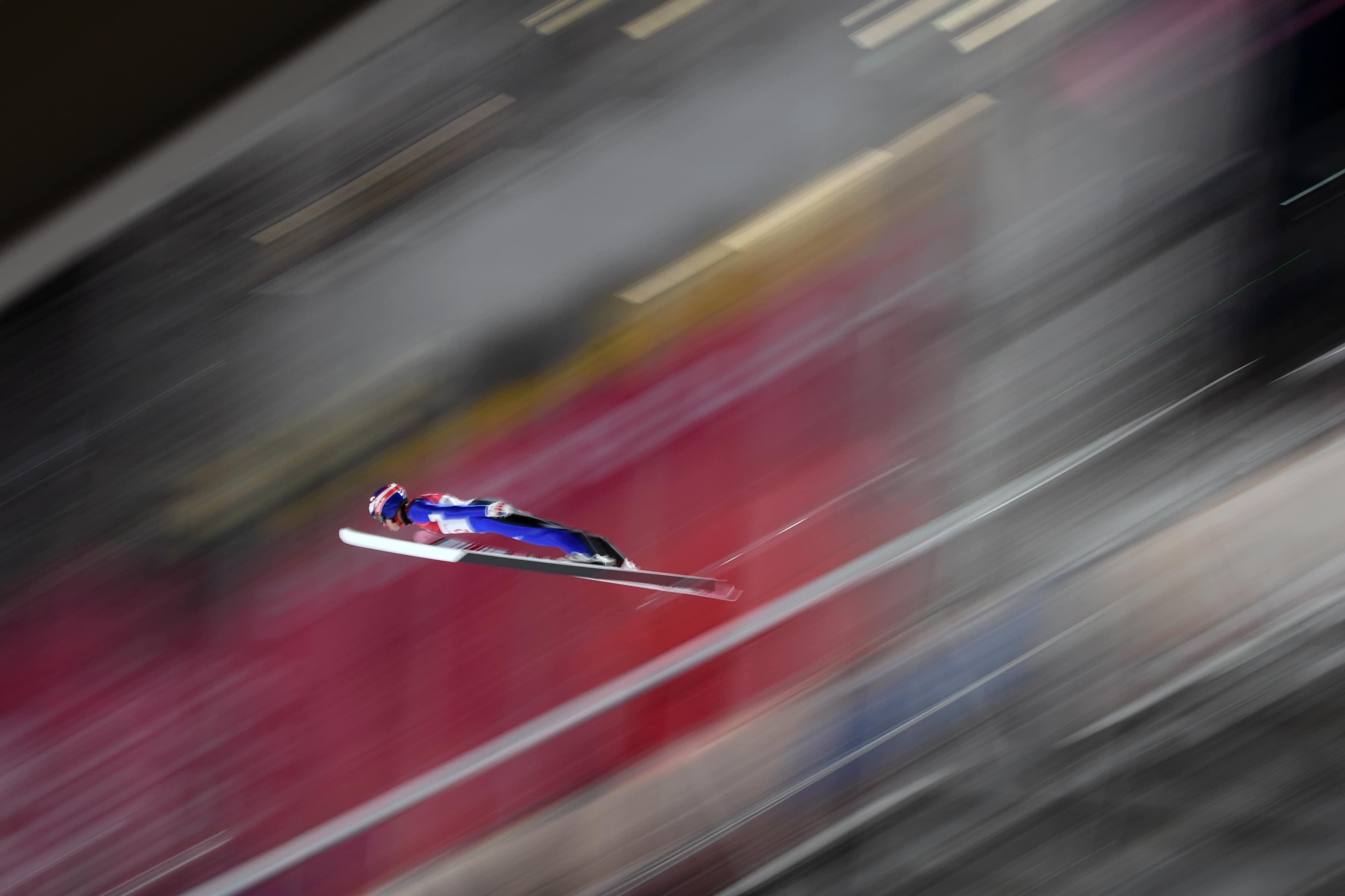 Olimpiadi invernali PyeongChang foto primo giorno