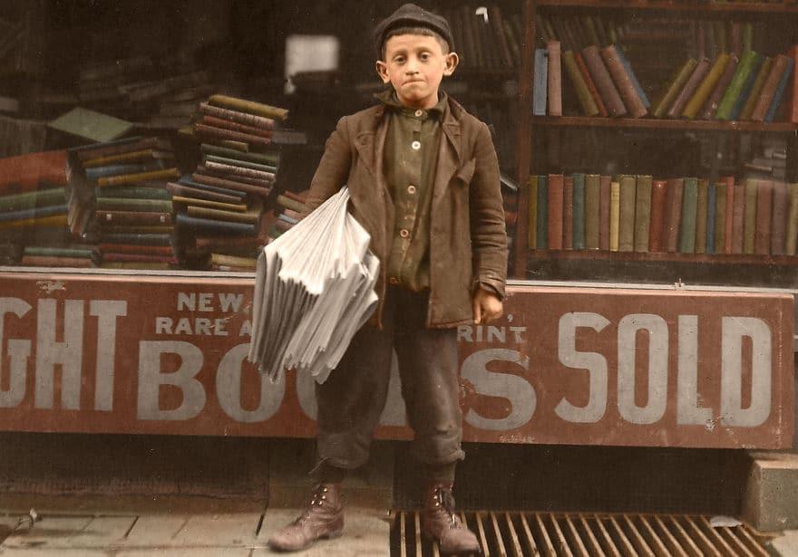 bambini lavoro