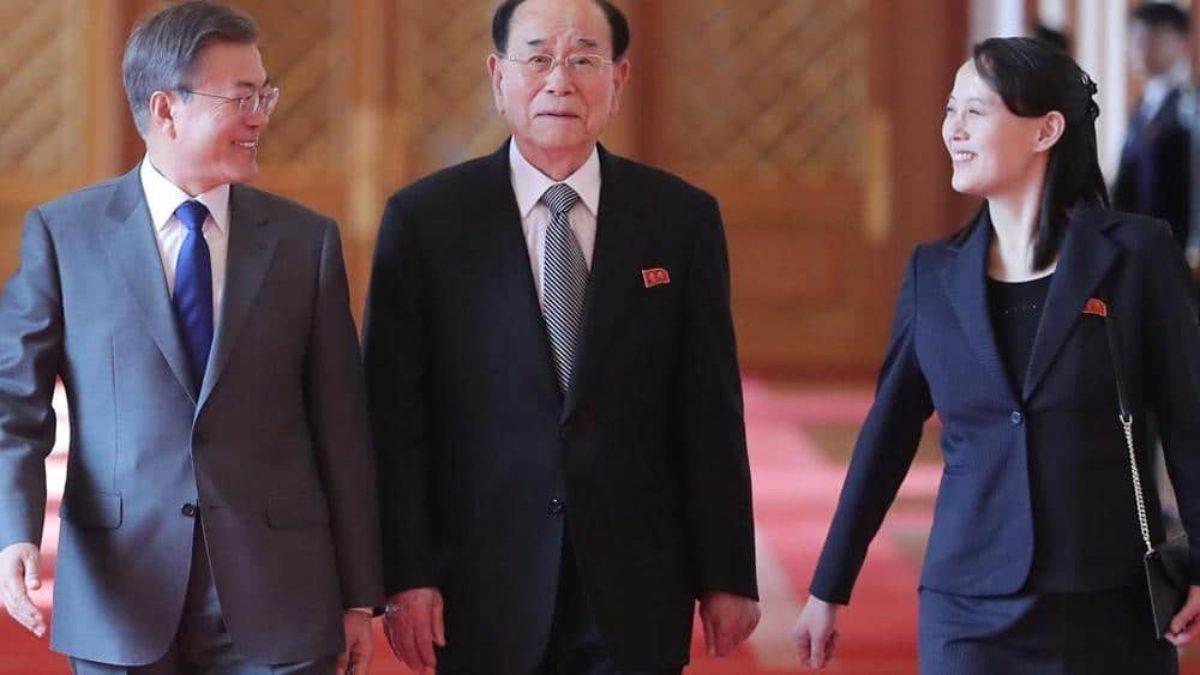 corea nord invita presidente corea sud pyongyang