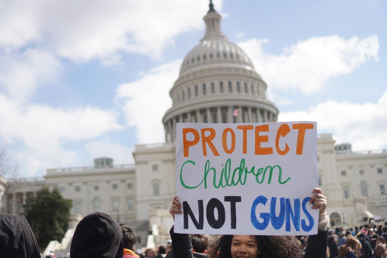 usa protesta studenti armi