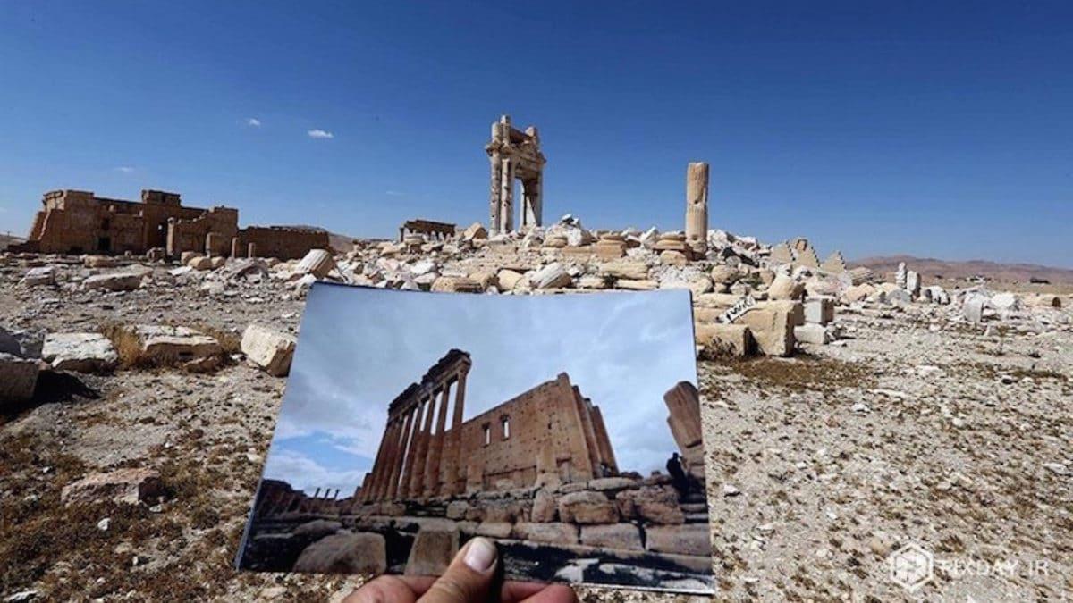 foto siria prima e dopo guerra