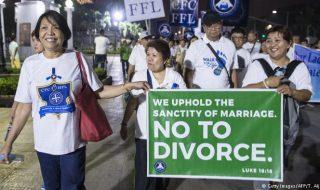 filippine divorzio