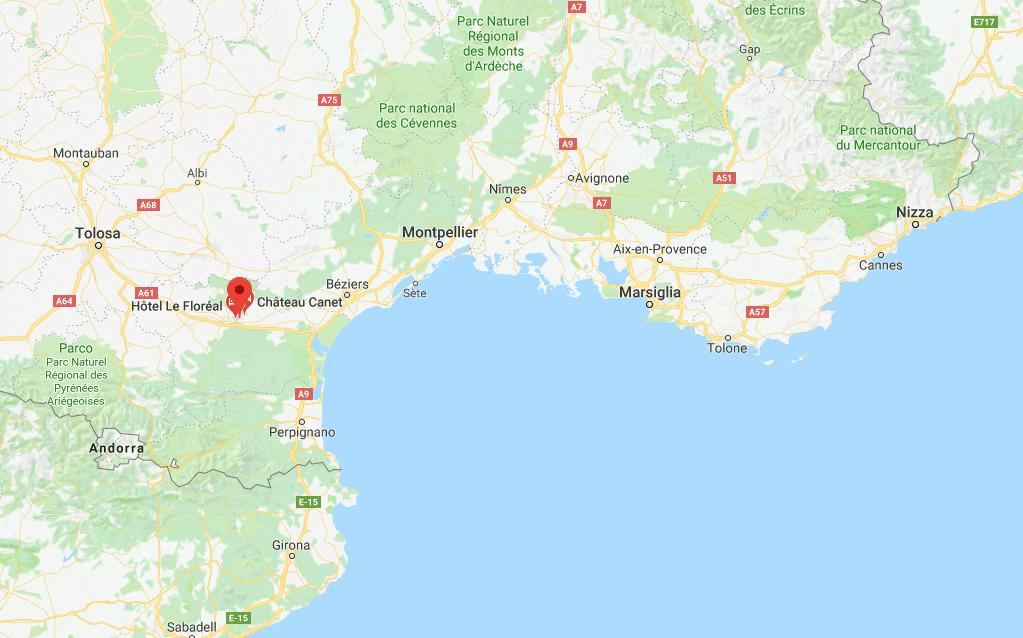 Francia Isis Trebes