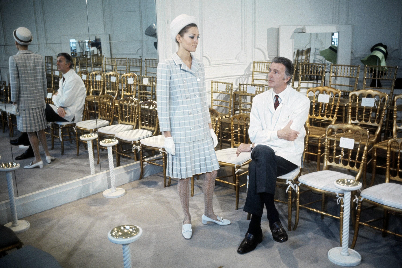 Hepburn Kennedy moda Givenchy