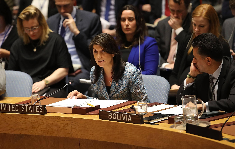 Usa onu intervento siria