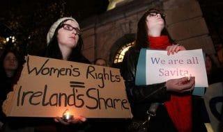 Irlanda referendum aborto data